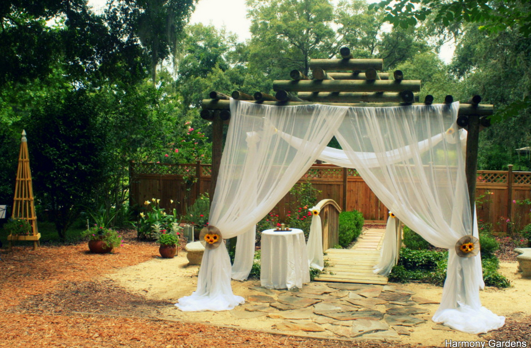 Harmony Gardens Wedding Venues