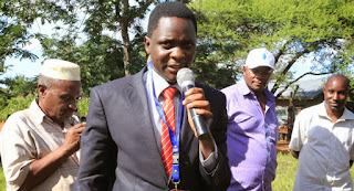 Kingu Awaahidi Wananchi wa Singida Mashariki Kubeba Jukumu la Tundu Lissu
