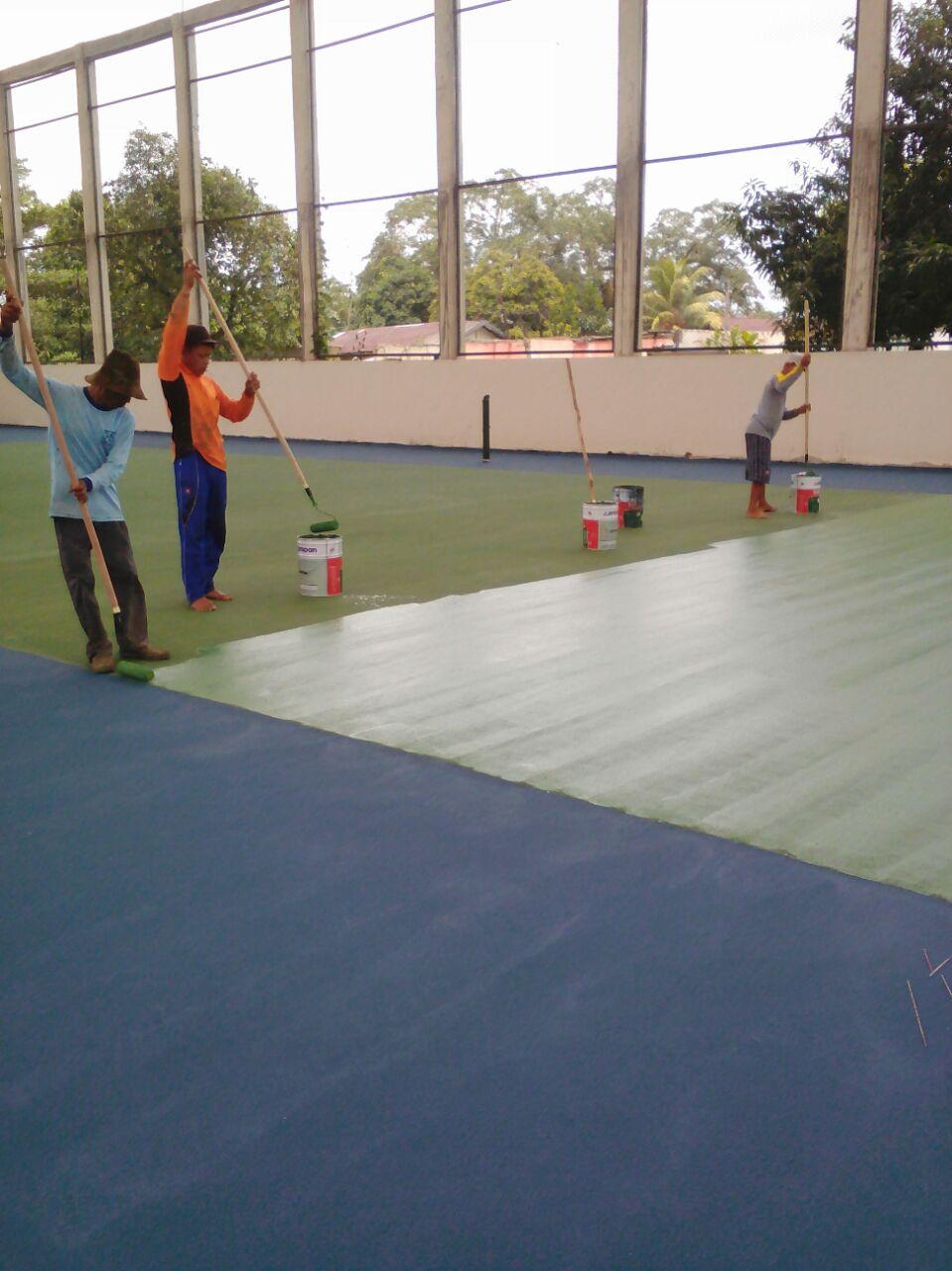 Kontraktor Lapangan Olahraga Basket Yang Melayani Seluruh Wilayah Indonesia