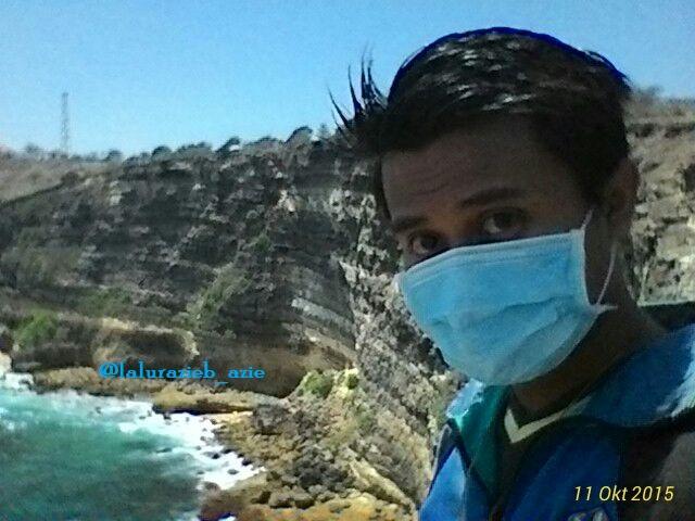 Gambar Selfie di Tanjung Ringgit