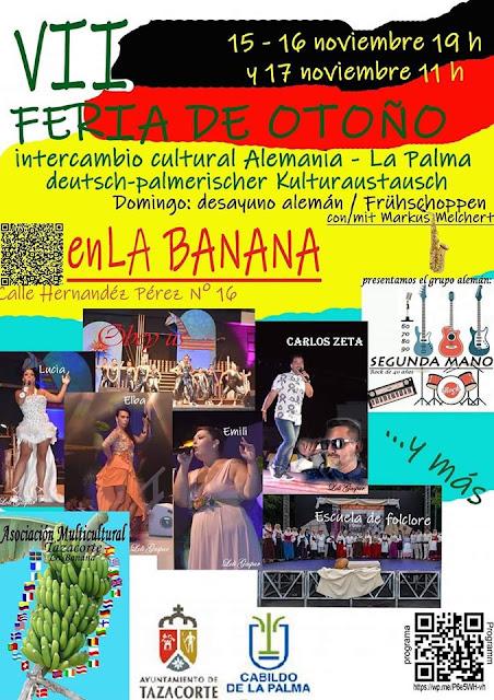 VII Feria de Otoño en La Banana