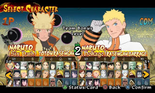 Naruto Next Generation Mod ISO PPSSPP