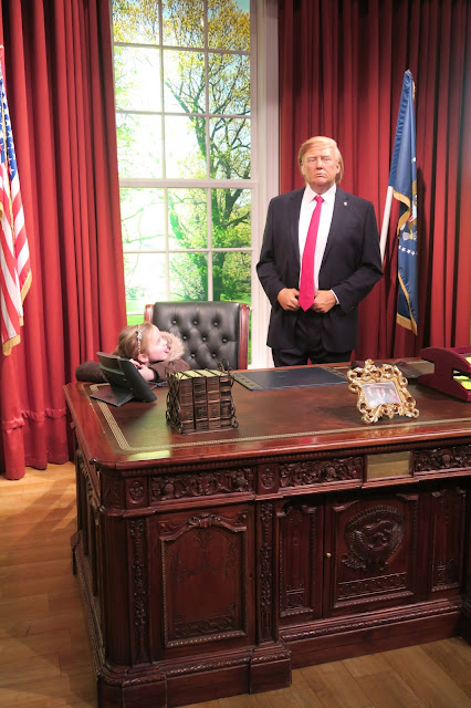 Madame Tussauds Donald Trump