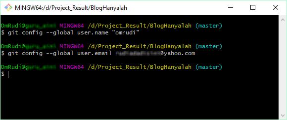 Cara Mengupload File Project ke Github