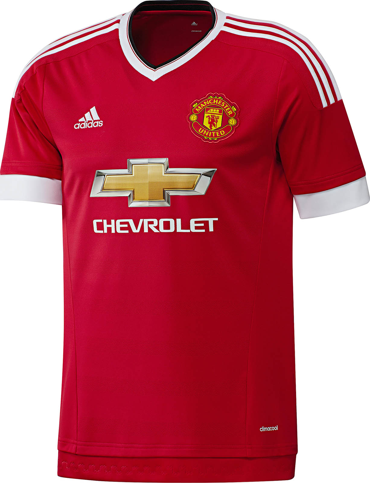 Adidas Manchester United 15-16 Kits Released