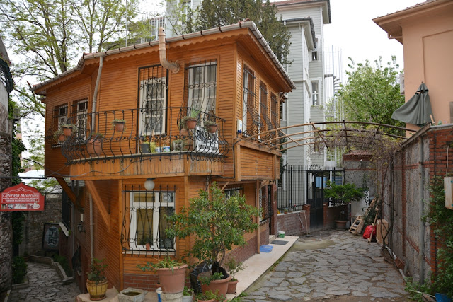 Wood house Istanbul
