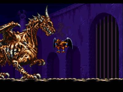 Demon's Crest descarga gratis snes rom game