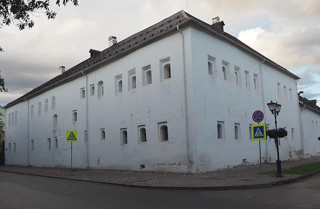 Псков, Поганкины палаты (Pskov, Pogankin Chambers)