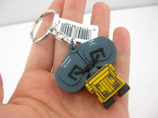 disney figural keyrings series 8 pixar wall-e
