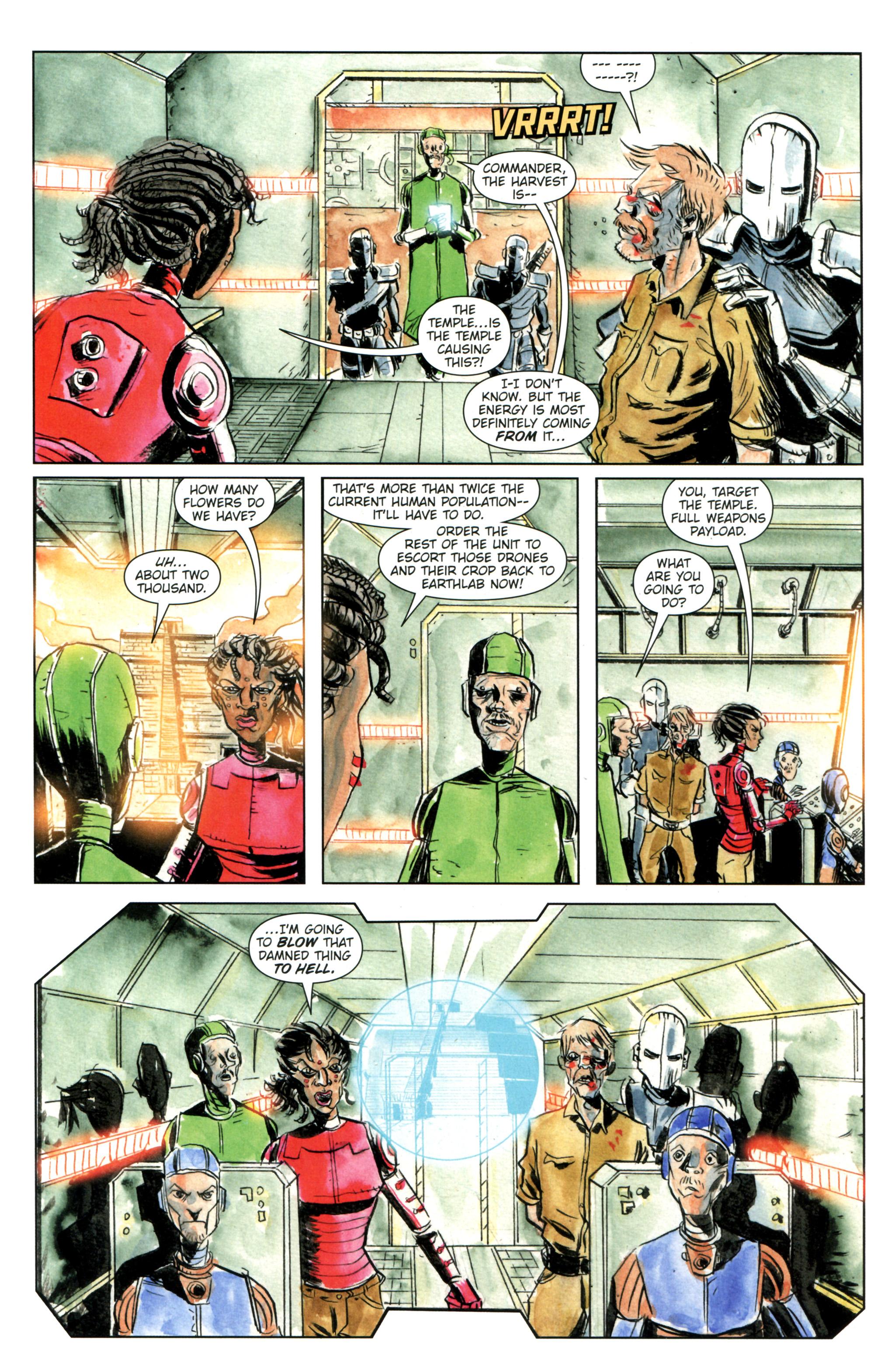 Read online Trillium comic -  Issue #4 - 17