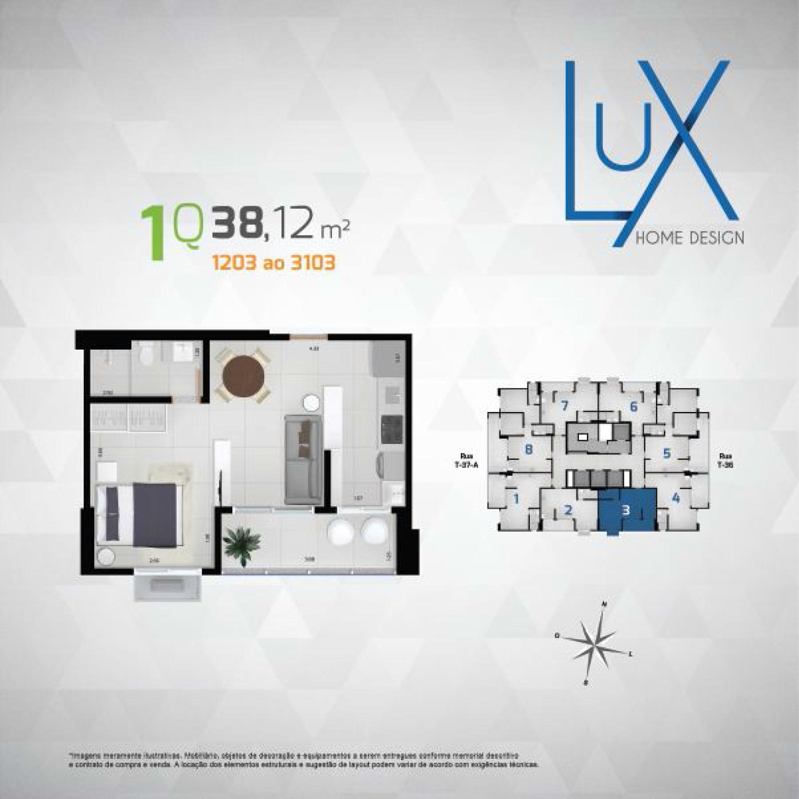 Preço Lux Home Design