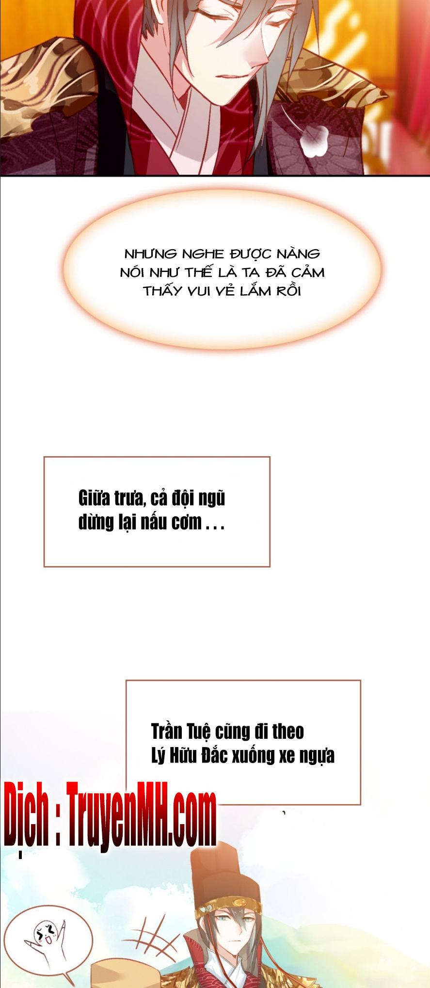 Gả Cho Một Tên Thái Giám Đáng Ghét chap 98 - Trang 13