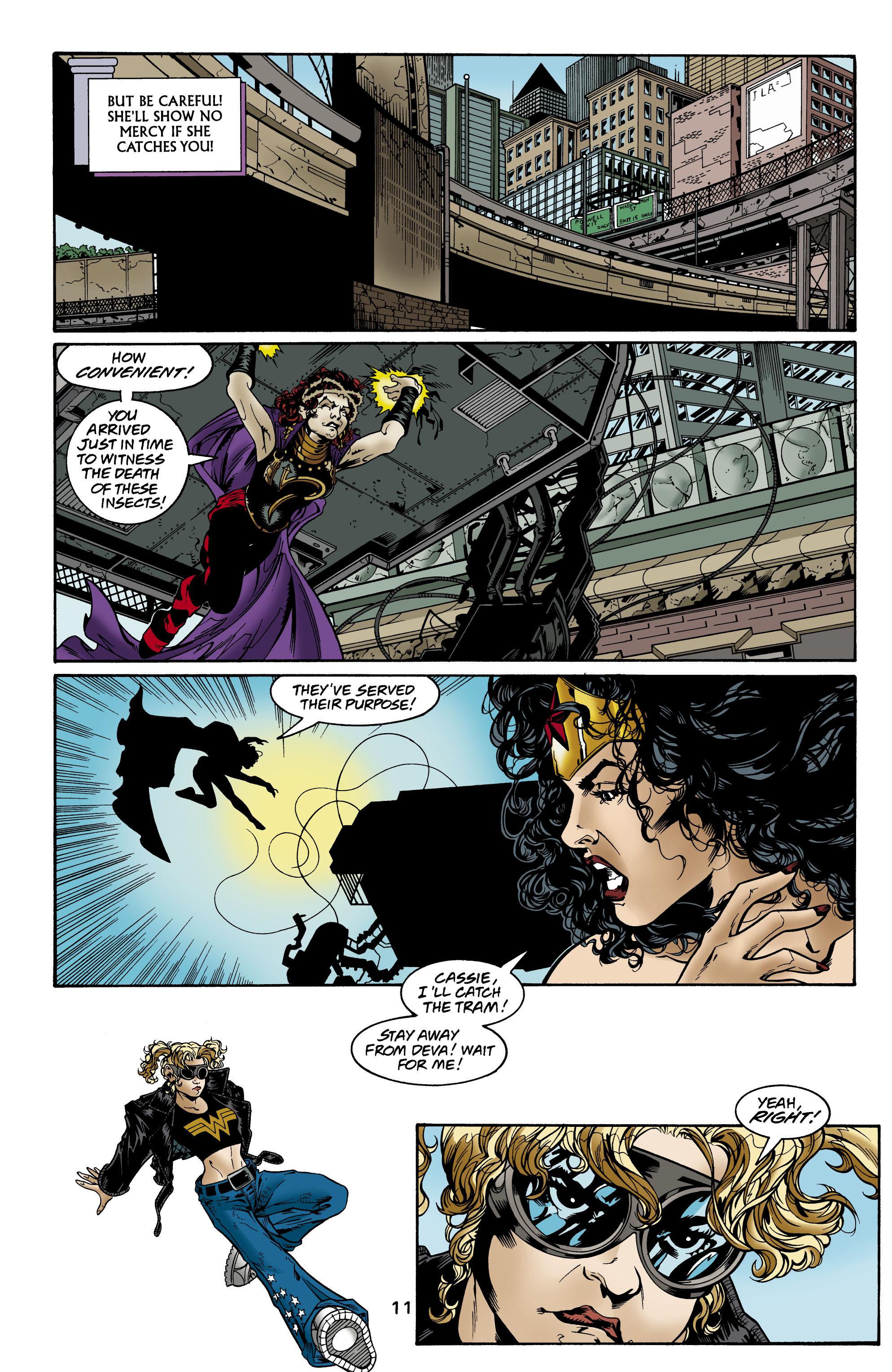 Read online Wonder Woman (1987) comic -  Issue #157 - 12