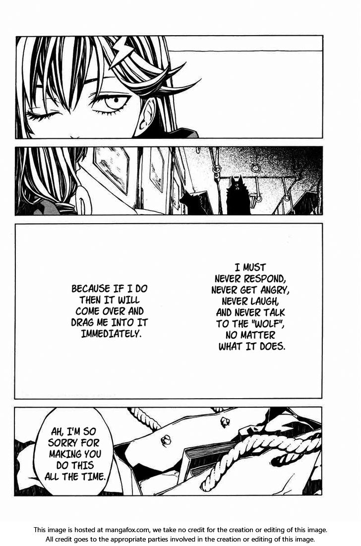 Fork In The Road (kirino Hajime) Ch.1