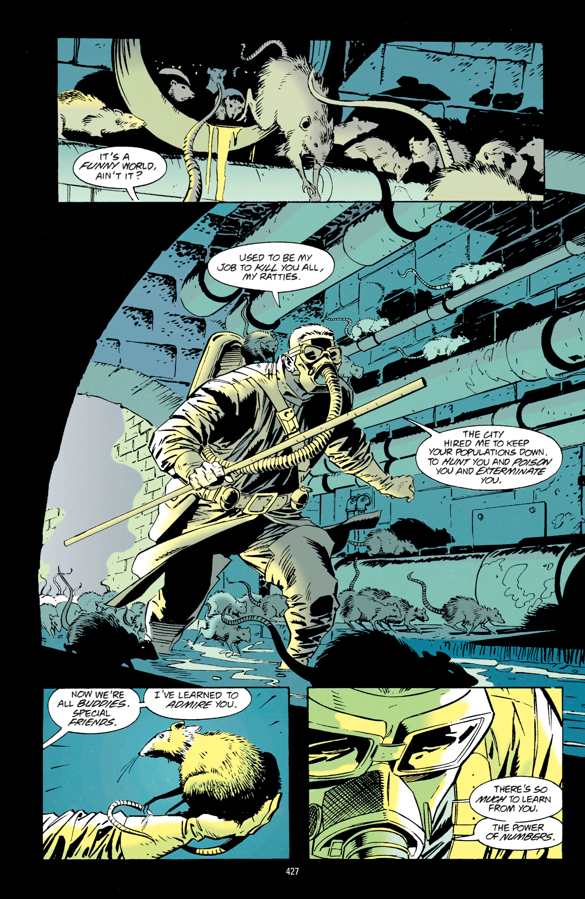 Detective Comics (1937) 679 Page 14