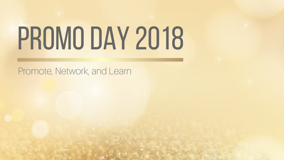 #PromoDay2018 Saturday 5th May