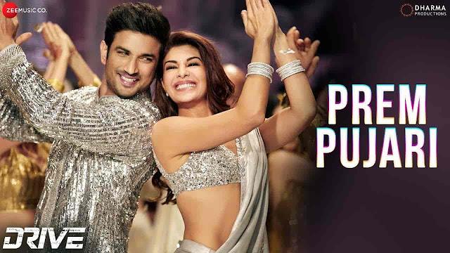 Prem Pujari Lyrics - Drive | Amit Mishra, Akasa Singh, Amartya Bobo Rahut, Dev Arijit