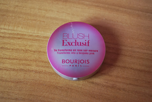 Review Thursday: Bourjois Blush Exclusif