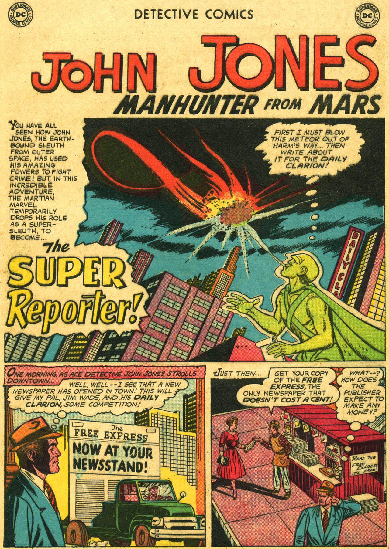 Read online Detective Comics (1937) comic -  Issue #253 - 27