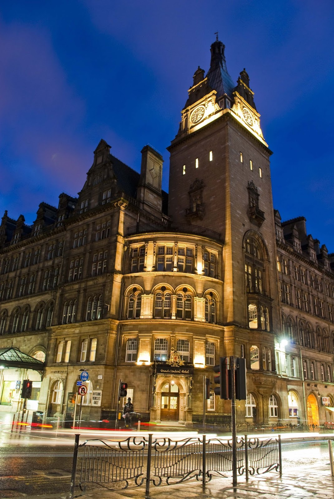 Stylecation stylish stay grand central hotel glasgow for Grand hotel