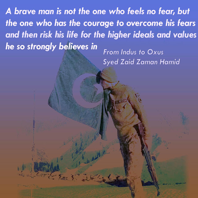 Rage And Intensity Quotes: Majestic Messages Of Syed Zaid Zaman Hamid: Grandeur Quotes