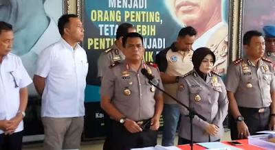 Spesialis Perompak di Perairan Timur Lampung Berhasil Dibekuk