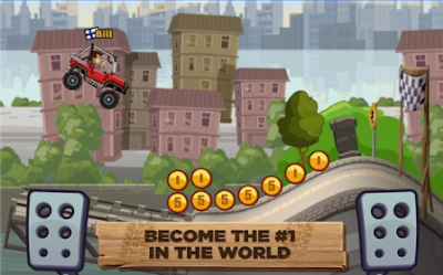 Hill Climb Racing 2 Mod Apk Unlimited Money
