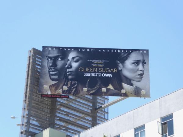 Queen Sugar season 2 billboard