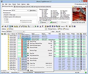 Tag & Rename Music Editor3.9.6