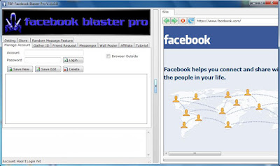 Facebook Blaster 9.0.3 Pro Unlimited