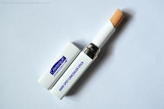 Celeteque DermoCosmetics (Swatches + First Impression) Dark Spot Concealer Stick