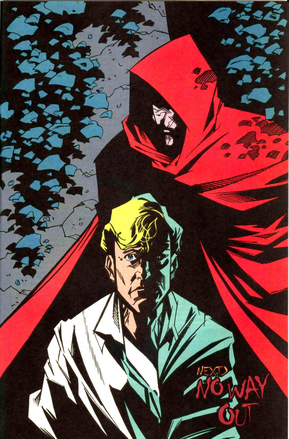 Swamp Thing (1982) #169 #177 - English 24