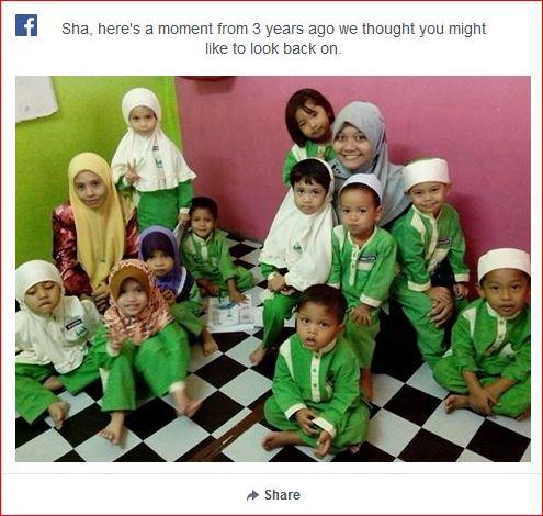 Kenangan di Facebook #3