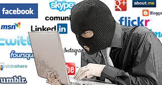 """""""La Delincuencia escoge a sus Víctimas en las Redes Sociales"""""""