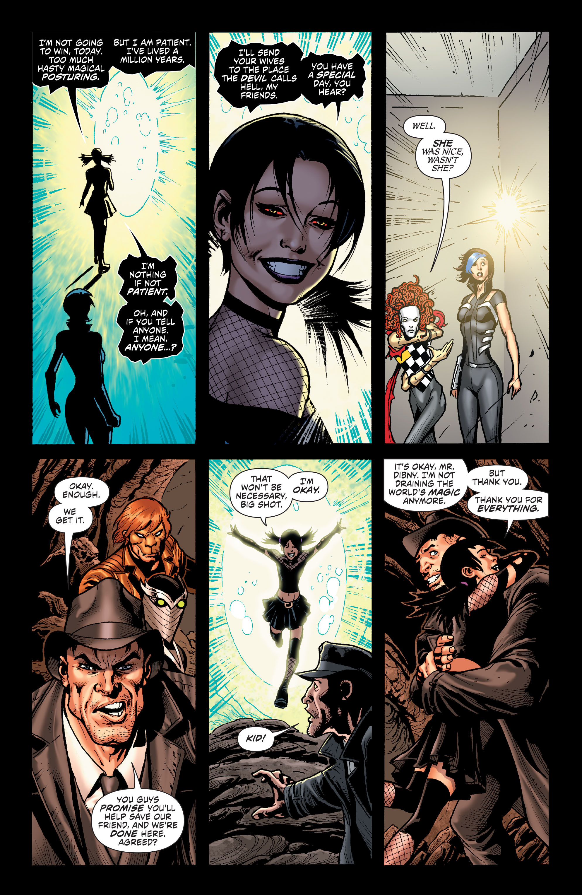 Read online Secret Six (2015) comic -  Issue #10 - 21
