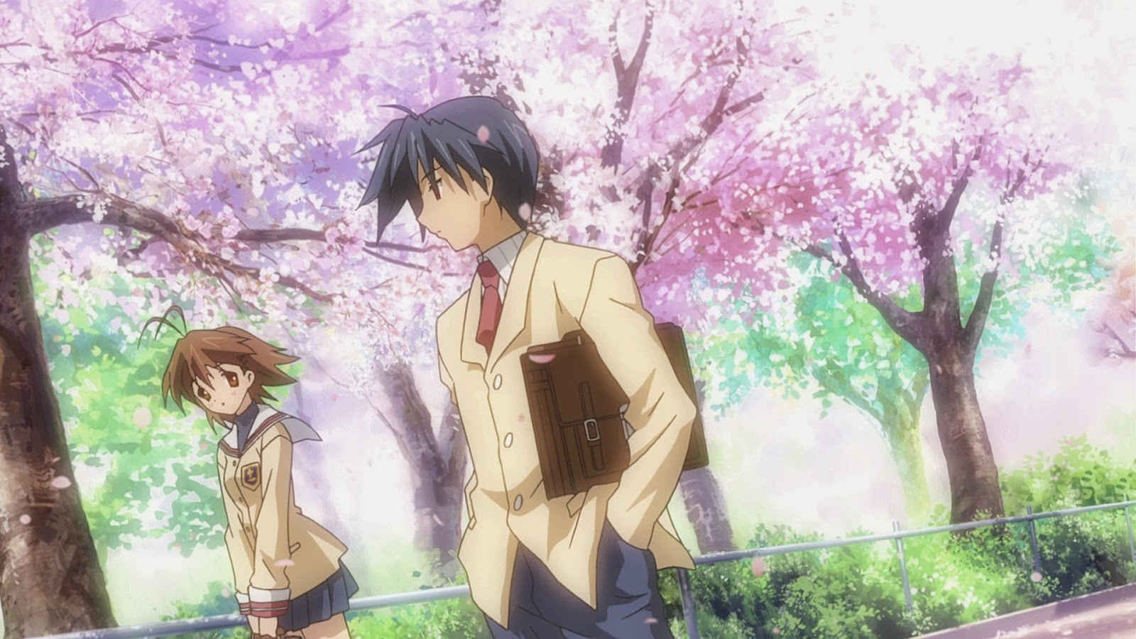 Trueblade24 My Favorite Anime Series Clannad And Clannad After