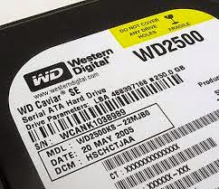 How To Check the Warranty on Western Digital Hard Drive ~ Automation