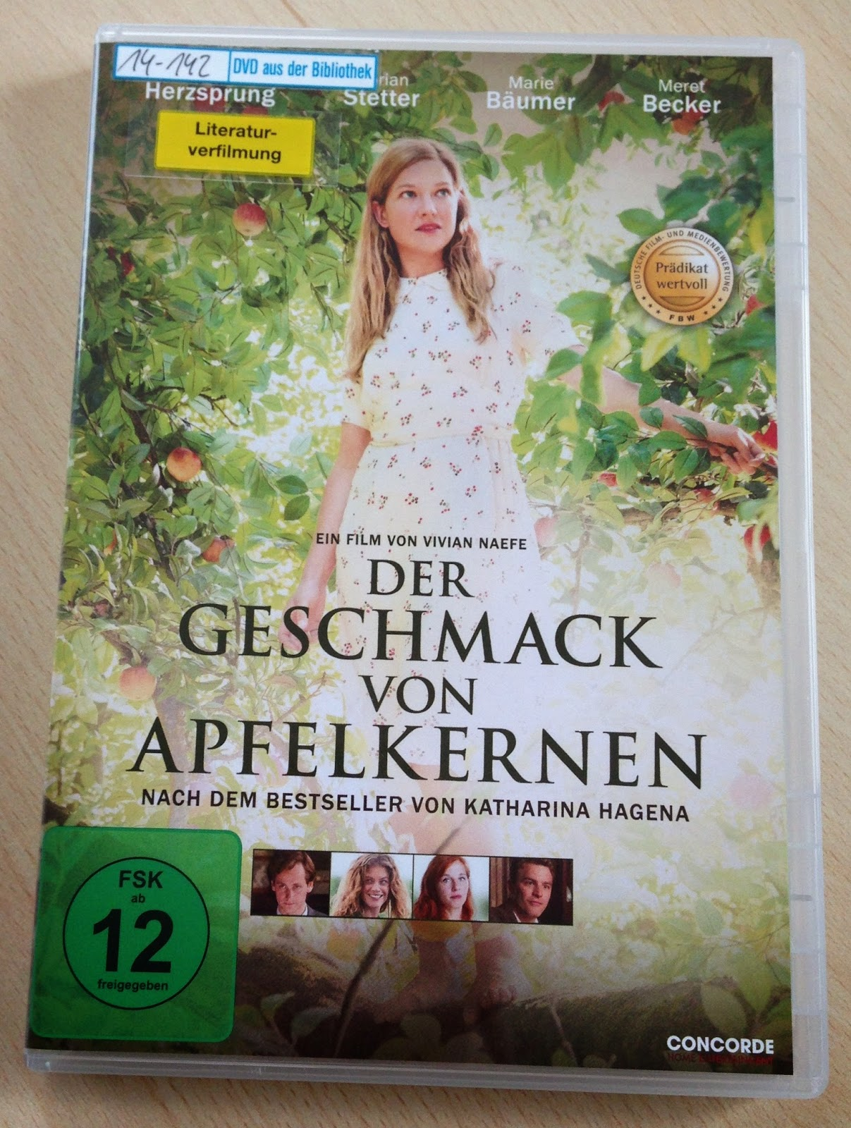 Apfelkerne Film