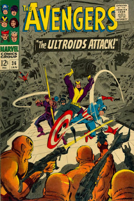 Avengers #36, the Ultroids