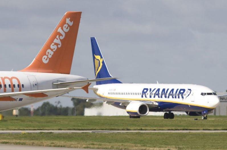 Londra Stansted: collisione tra due aerei in pista, volo Primera Air per Malaga e aereo Ryanair per Dublino