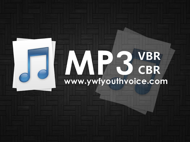 VBR, CBR and ABR MP3 comparision, quality difference between VBR and CBR