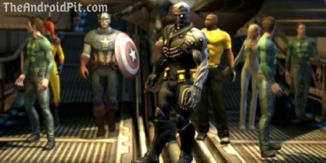 Marvel: Ultimate Alliance 2: Size 1.5GB