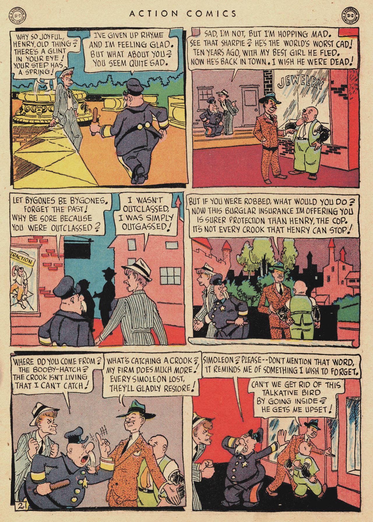 Action Comics (1938) 94 Page 16