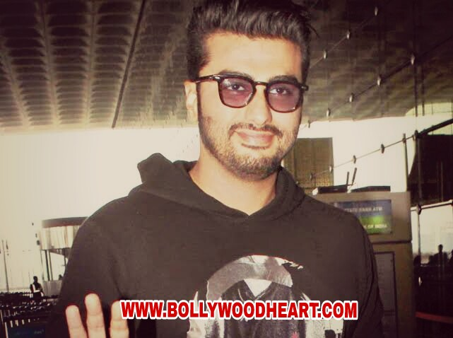 Latest bollywood news and gossip-Arjun Kapoor Said He never wanted to be an actor