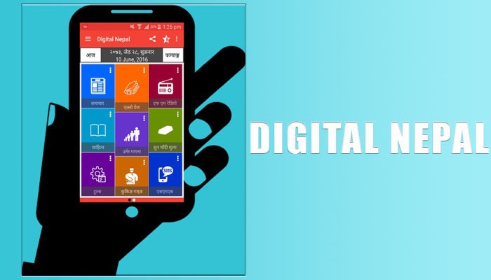 android apps digital nepal