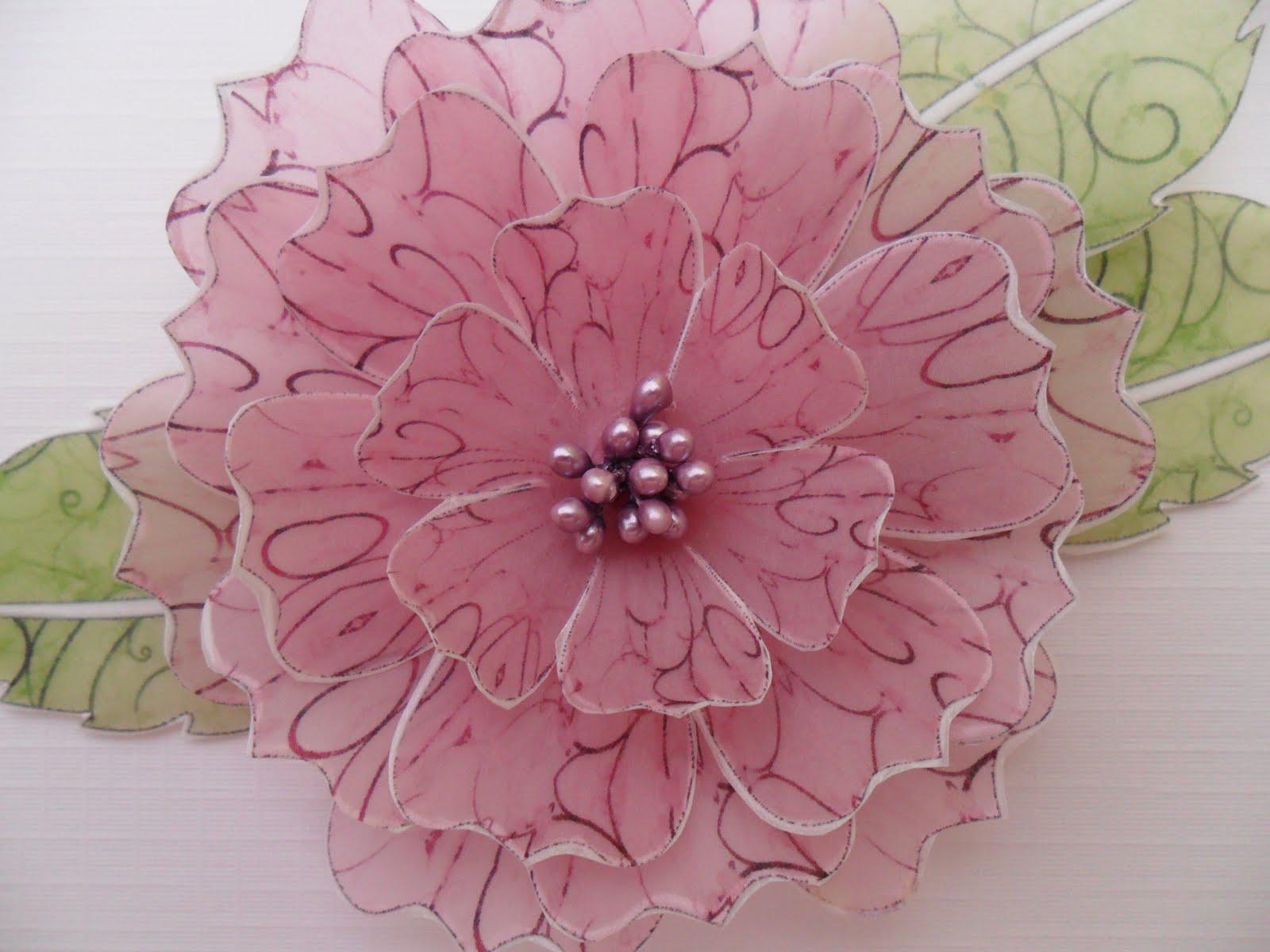 Carols Parchment Place Paper Flower Boutique By Debbees Cds