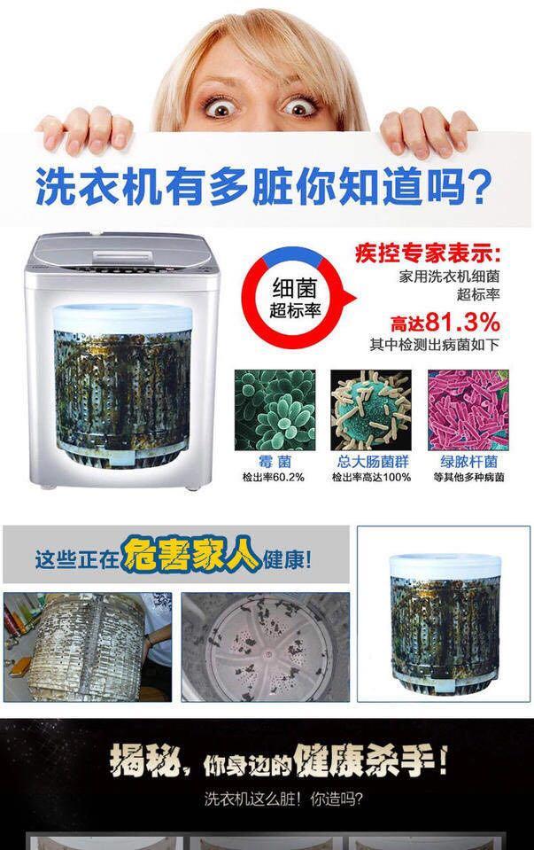 Image result for Korea Washing Machine Cleaner Powder Sandokkaebi 450g