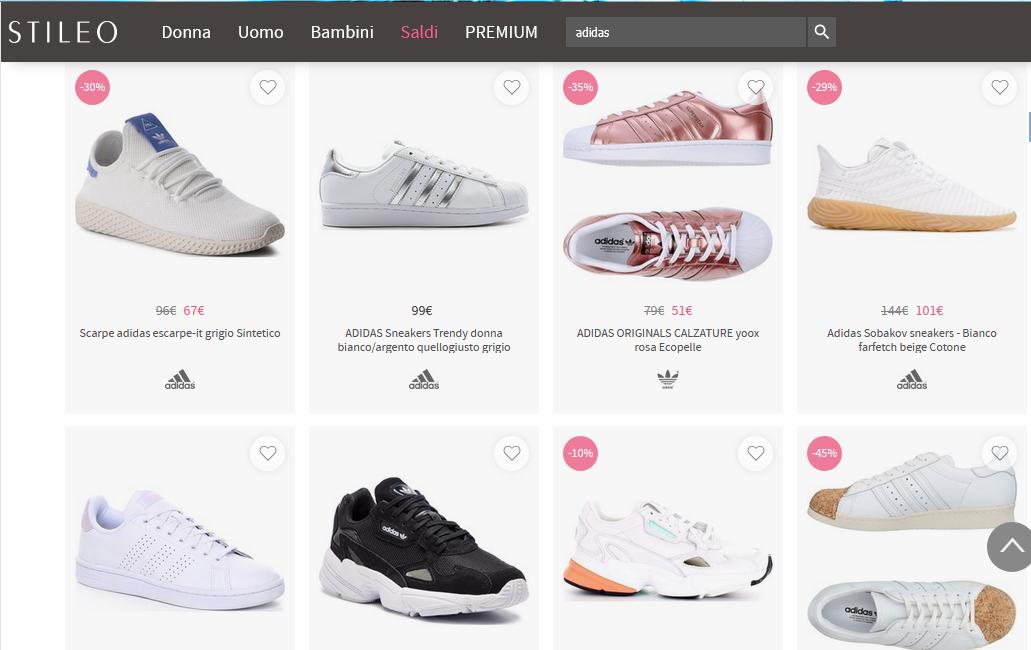 best sneakers 60882 b9b12 Sneakers Adidas da donna  quale scegliere e come indossarle