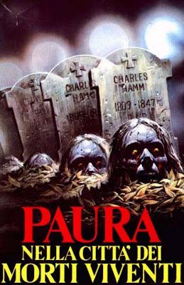 Paura nella città dei morti viventi - Retrospettiva cinema Zombie: il settimo episodio