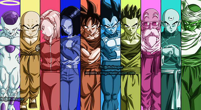 dragonballz-super.com Dragon Ball Super new warrior from Universe 7 appears on the official TOEI Animation website ?